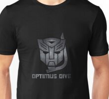 Optimus Dive Unisex T-Shirt