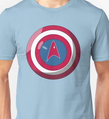 Captain Federation Unisex T-Shirt