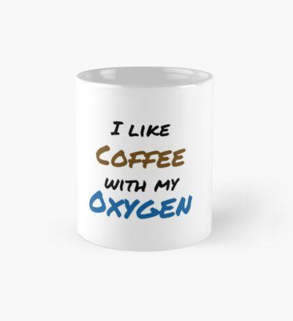 Coffee and Oxygen Mug