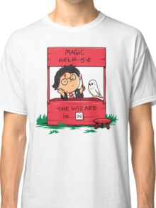 Wizard For Hire Classic T-Shirt