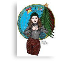 CHRISTMAS2 Canvas Print