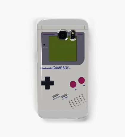 Nintendo Gameboy Samsung Galaxy Case/Skin