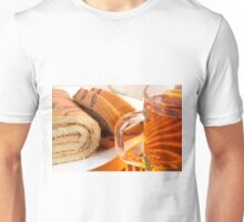 Sponge cake with chocolate filling Unisex T-Shirt