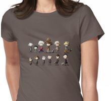 Little Doctors Womens Fitted T-Shirt