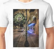 Christmas on Marion  Unisex T-Shirt