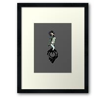 Ghost In The Shell - Motoko Kusanagi Framed Print