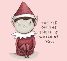 The Elf on The Shelf One Piece - Short Sleeve