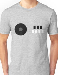 Smooth shapes! : IIDX controller Unisex T-Shirt