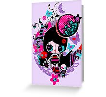 Gothalicious  Greeting Card