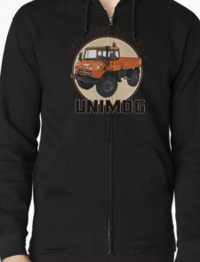 My other car is a Unimog - Orange T-Shirt