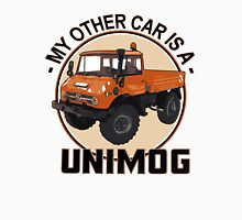 My other car is a Unimog - Orange Unisex T-Shirt