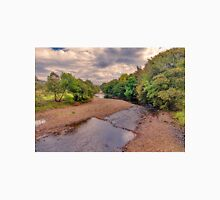 River Swale in Autumn Unisex T-Shirt