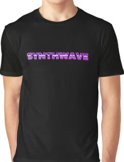 Synthwave Chroma Graphic T-Shirt