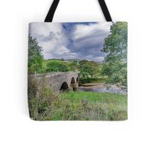 Swaledale Packhorse Bridge Tote Bag