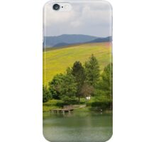 lansndscape lake iPhone Case/Skin