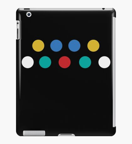 Smooth shapes! : Pop'n controller iPad Case/Skin