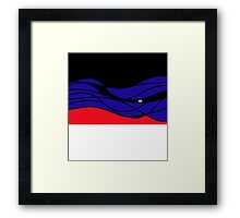 Cool obsession  Framed Print