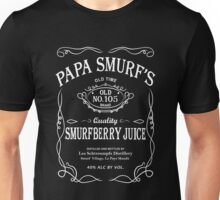 Smurfberry Juice Unisex T-Shirt