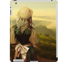 Young traveller in Moravia iPad Case/Skin