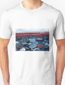 old buttons Unisex T-Shirt