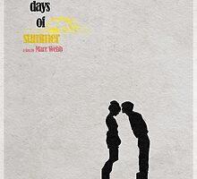 500 Days of Summer by A. TW