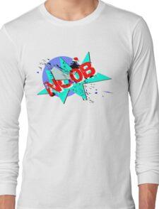 Xmas Gaming Noob Long Sleeve T-Shirt