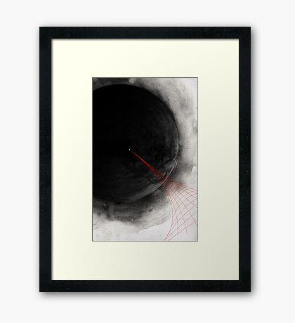 Consider Phlebas Framed Print