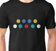 Smooth shapes! : Pop'n controller Unisex T-Shirt