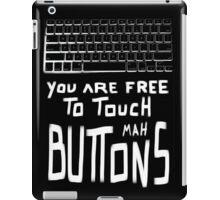 Keyboard iPad Case/Skin