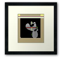 Abstract desing Framed Print