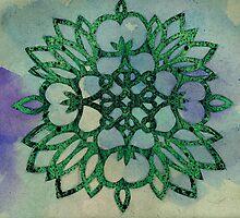Lace Mandala by scrapophilia