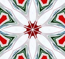 Christmas Candy Canes_1 Sticker
