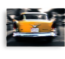A Packard of Wings Canvas Print
