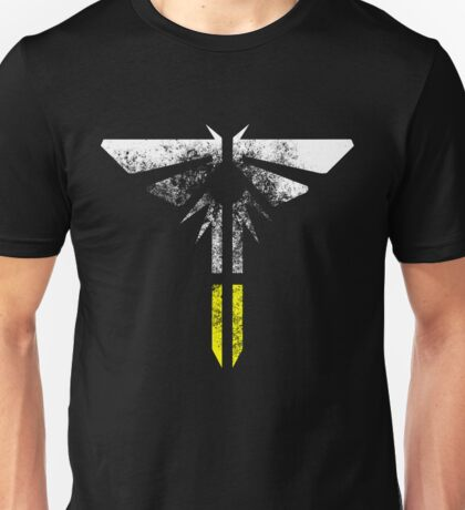 The Last of Us Part II: Firefly Light Eroded Unisex T-Shirt