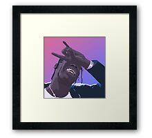 Travis Scott Framed Print