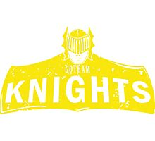 Gotham Knights Photographic Print