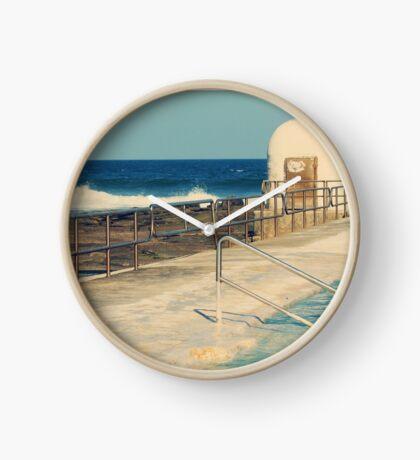 Merewether Pumphouse and Ocean Baths  Clock