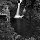 Rydal Falls by JMChown
