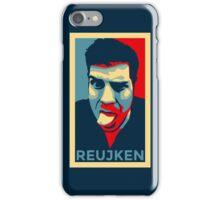Reujken Profile Picture - Shepard Fairey Obama Hope Style iPhone Case/Skin
