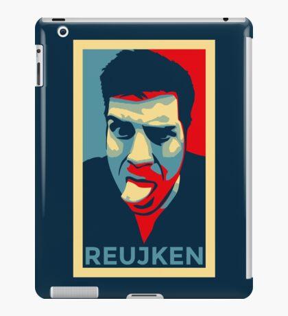 Reujken Profile Picture - Shepard Fairey Obama Hope Style iPad Case/Skin