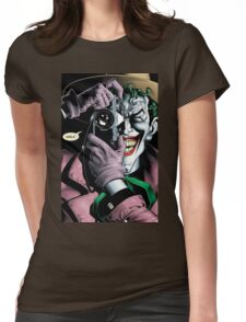 S S Womens Fitted T-Shirt