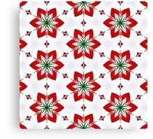 Christmas Candy Canes #2 Canvas Print