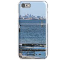 View of the bay, from the shops...... iPhone Case/Skin