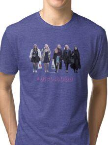 #girlsquad Tri-blend T-Shirt