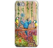 Jungle Birds iPhone Case/Skin