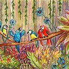 Jungle Birds by Sophie Corrigan