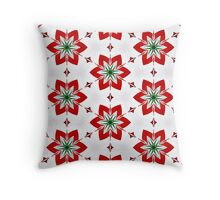 Christmas Candy Canes #2 Throw Pillow