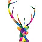 Gradient Stag by llony91