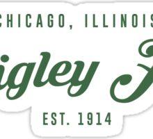 Wrigley Field Sticker