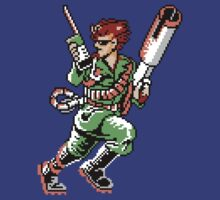 Bionic Commando T-shirt 1 by DukeJaywalker